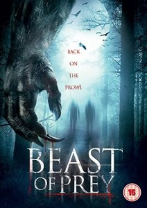 Beast Of Prey UK DVD