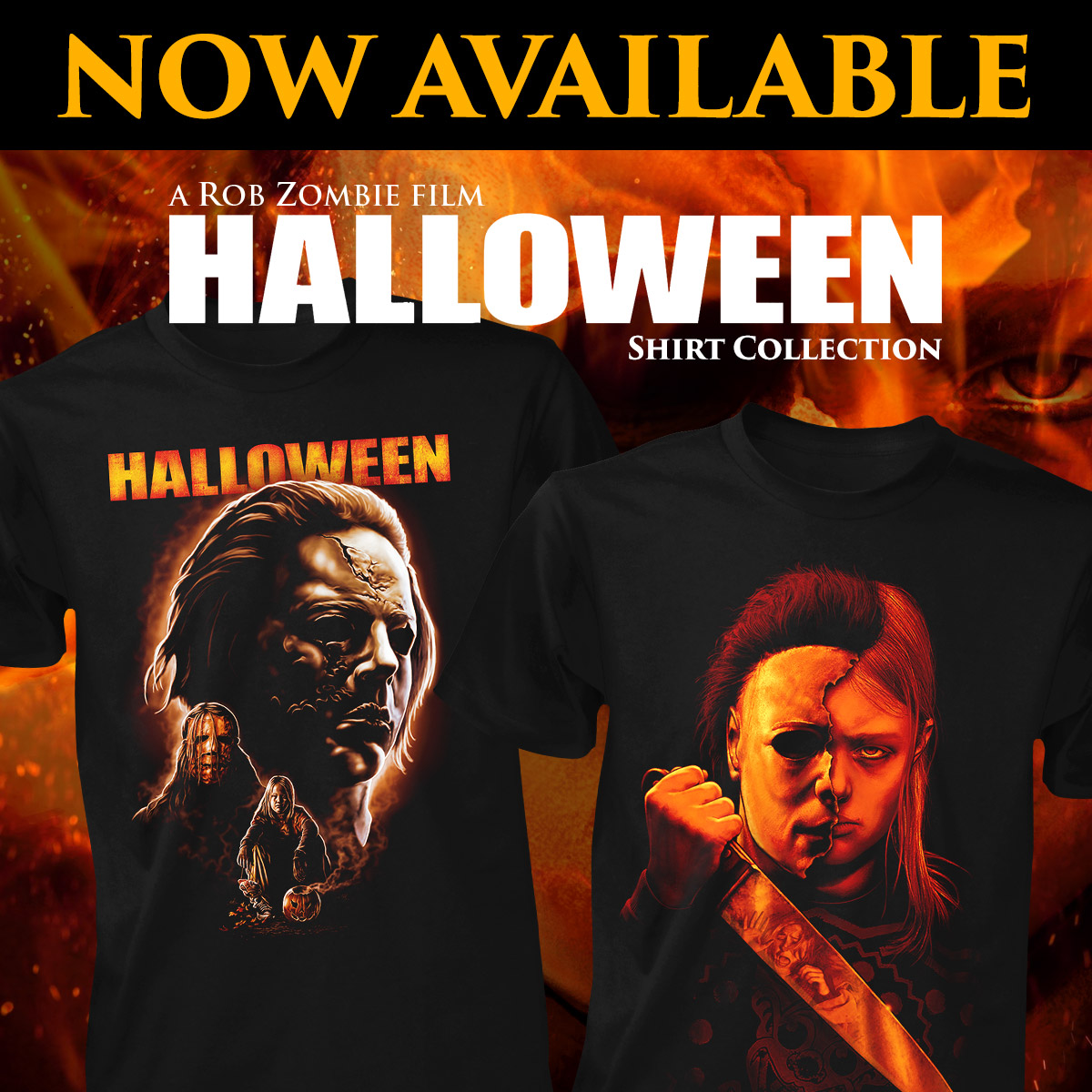 Fright Rags Rob Zombie's Halloween Apparel