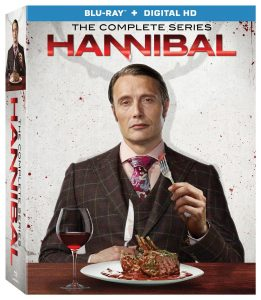 Hannibal The Complete Series Collection Blu-Ray