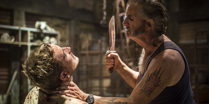John Jarratt Wolf Creek 2
