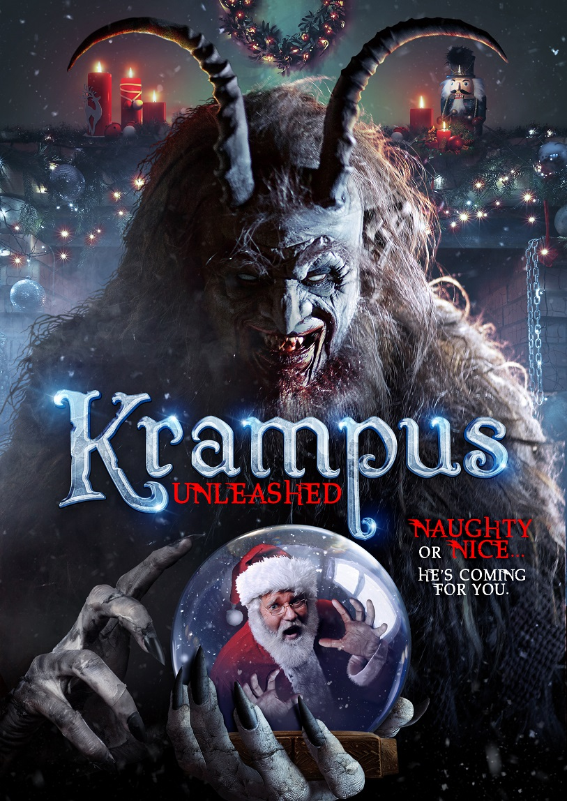 Krampus Unleashed Art