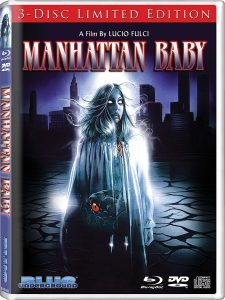 Manhattan Baby Blu-Ray