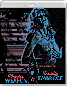 Murder Weapon / Deadly Embrace Blu-Ray