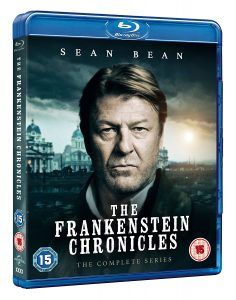 The Frankenstein Chronicles UK Blu-Ray