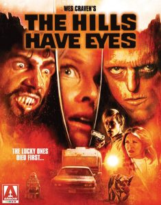 The Hills Have Eyes Blu-Ray