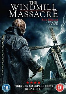 The Windmill Massacre UK DVD