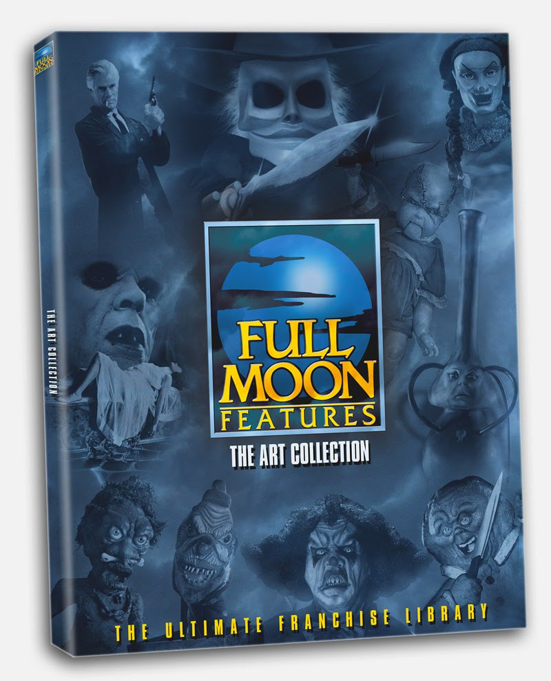 Full Moon Art Collection