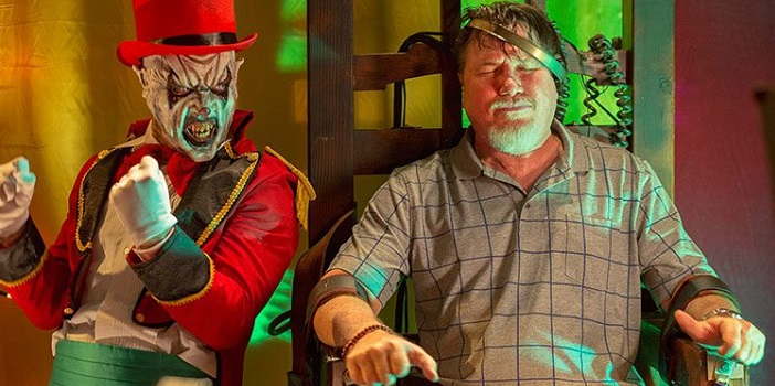 Return of the Demon Clown in Killjoy's Psycho Circus Trailer