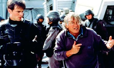'Starship Troopers' Director Paul Verhoeven Shares His Thoughts on the Reboot