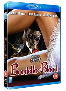 Tales From The Crypt Bordello Of Blood UK Blu-Ray