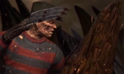 Freddy Krueger Comes to Mortal Kombat X Mobil Game