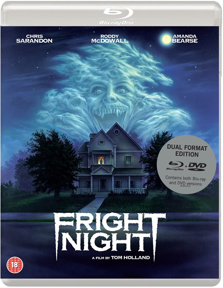Fright Night UK Blu-Ray