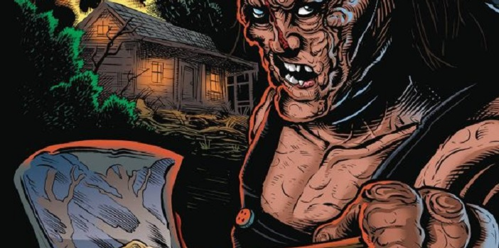 Take Your First Look at Adam Green's Hatchet Comic Book Series