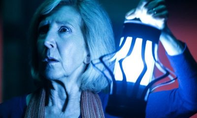 Lin Shaye Reveals Plot Details for 'Insidious: Chapter 4'