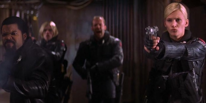 John Carpenter's Ghosts of Mars Gets an Indicator Limited (UK) Blu-Ray