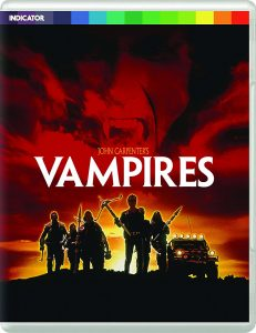 John Carpenter's Vampires Blu-Ray
