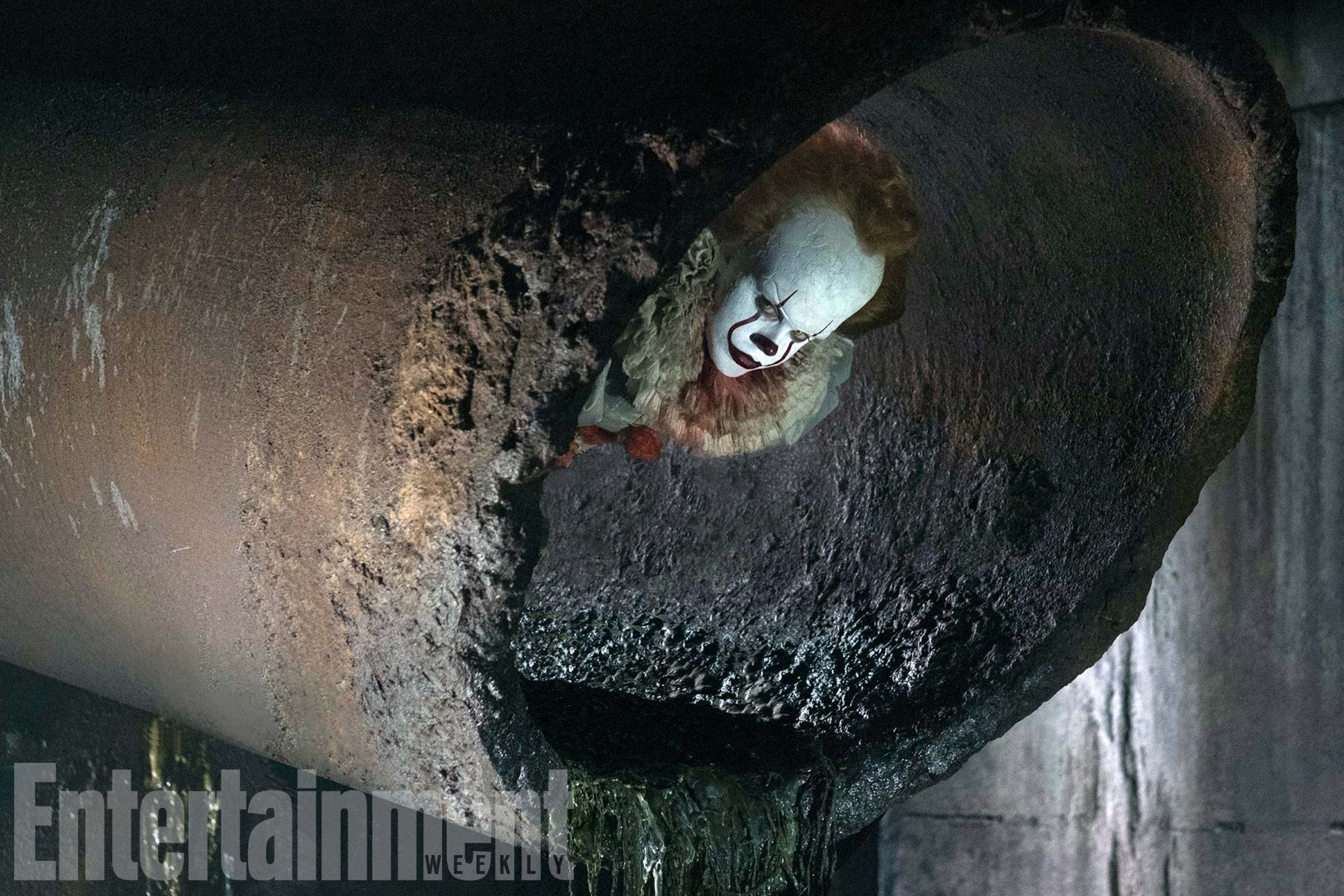 Pennywise Lurking