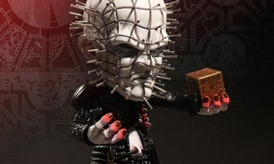 Mezco Releasing This Deluxe Styled Vinyl Pinhead Figure