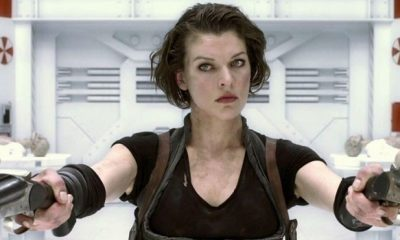 Milla Jovovich and Cast on New 'Resident Evil: The Final Chapter' Posters
