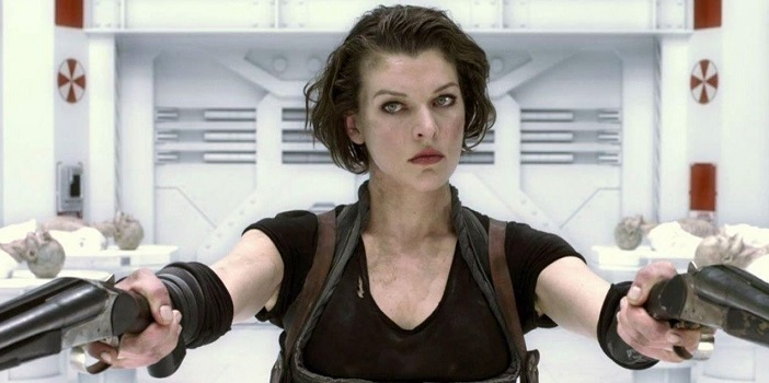 Milla Jovovich And Cast On New Resident Evil The Final Chapter Posters