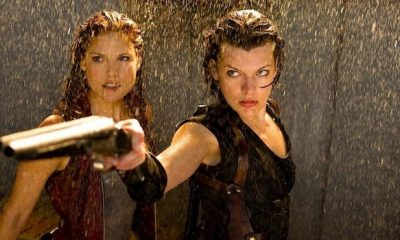 Two New Resident Evil: The Final Chapter TV Spots