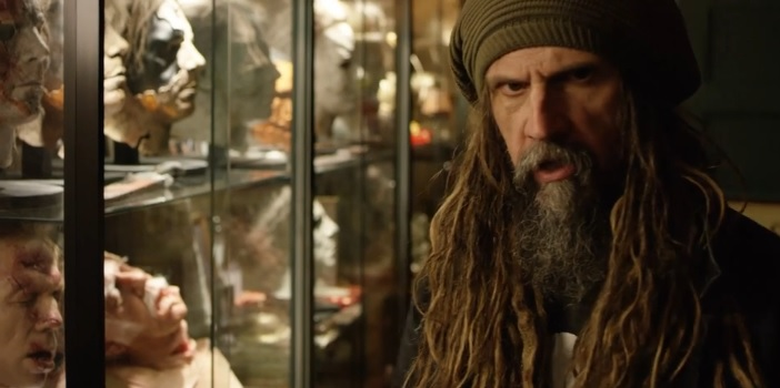 Rob Zombie Gives a Tour of His Horror Basement for Shudder