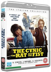 The Cynic, The Rat And The Fist UK Blu-Ray