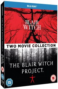 Blair Witch Double Pack UK Blu-Ray