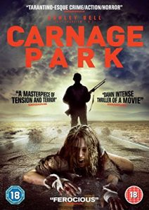 Carnage Park UK DVD