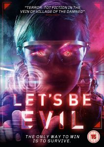Let's Be Evil UK DVD