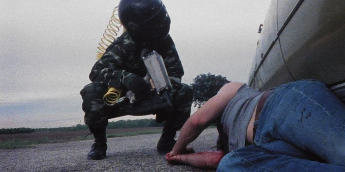 Robert Green Hall to Remake Avenger Horror Nail Gun Massacre