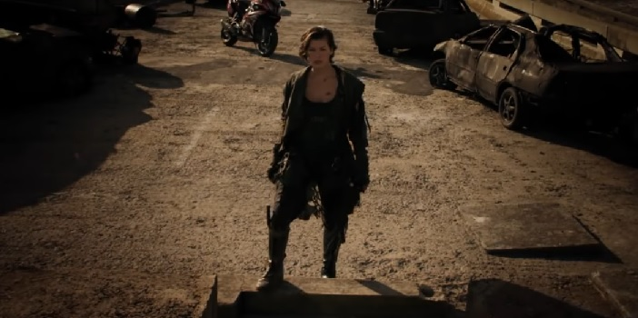 New IMAX Resident Evil: The Final Chapter Featurette Picks Up in D.C.