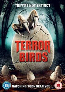 Terror Birds UK DVD
