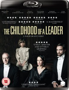 The Childhood of a Leader UK Blu-Ray