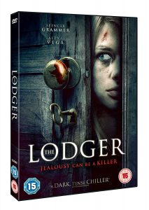 The Lodger UK DVD