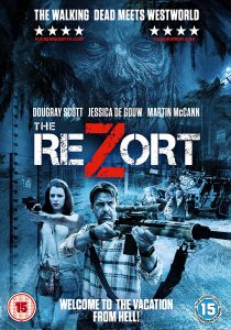 The Rezort UK DVD