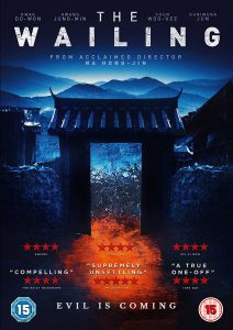 The Wailing UK DVD
