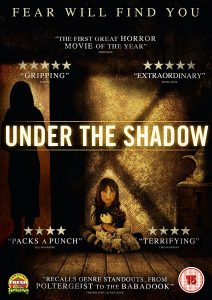 Under The Shadow UK DVD