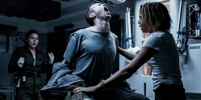 New Alien: Covenant Poster Reveals an Egg and a Simple Message