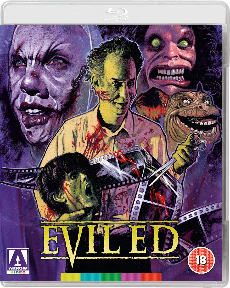 Evil Ed UK Blu-Ray