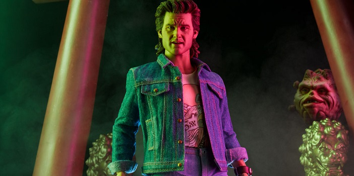 New Sideshow Jack Burton 'Big Trouble in Little China' Collectible Figure