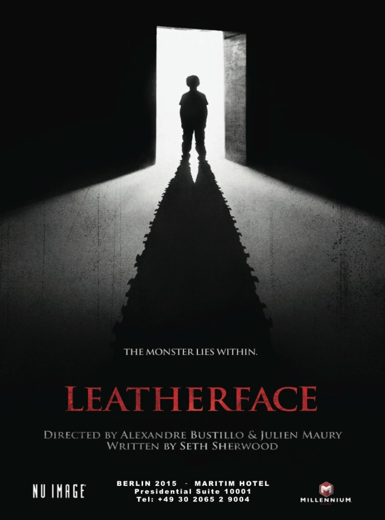 Leatherface prequel Poster