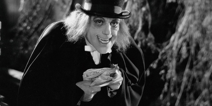 Has Browning's London After Midnight Starring Lon Chaney Been Found?