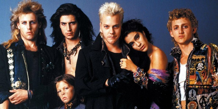 Upcoming Paul Davis Book Lost in the Shadows Making of The Lost Boys Film
