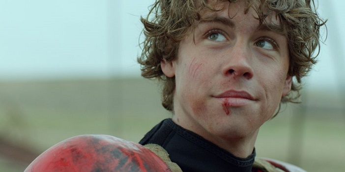 "Review: Turbo Kid Has the ""Splatstick"" Humour of Early Peter Jackson"