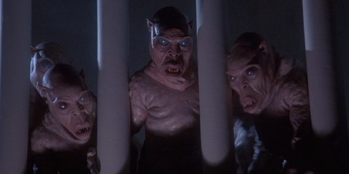 Bonus Features and Behind the Scenes Clip for Vestron Video's 'The Gate'