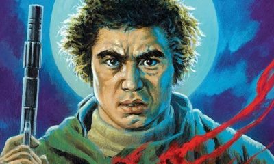 Arrow Video Brings Kazuhiko Yamaguchi's Wolf Guy to (UK) Blu-Ray