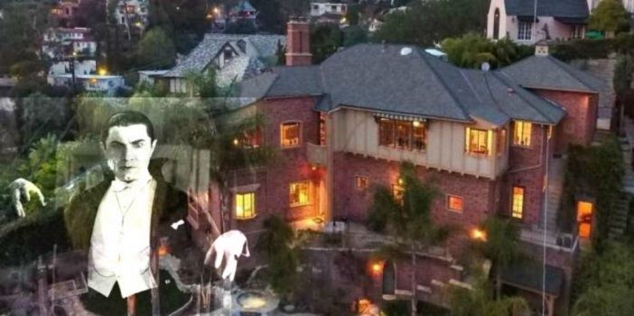 Bela Lugosi Supposedly Haunts His Old House and It's Now Up for Sale