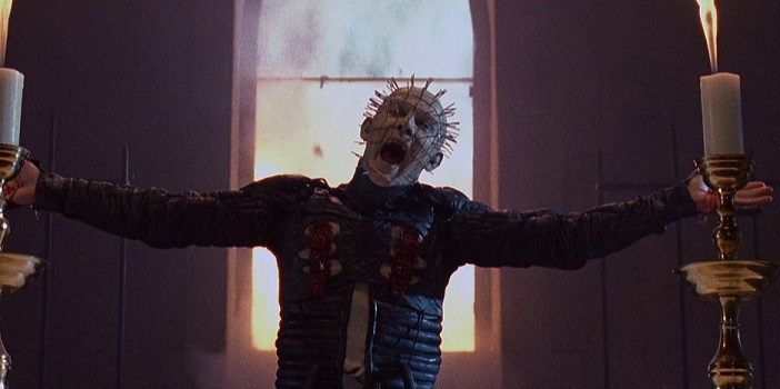 Doug Bradley Set to Appear in Full Costume for 'The Pinhead Experience'