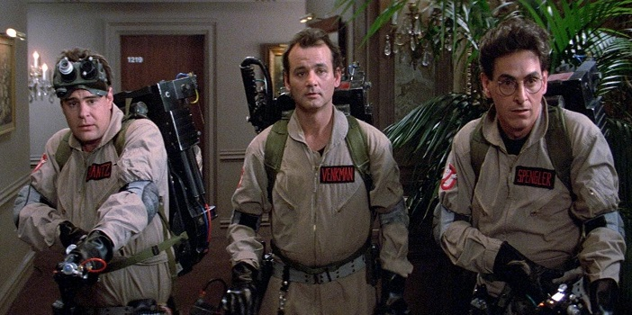 Ivan Reitman Wants to Continue the 'Ghostbusters' Universe